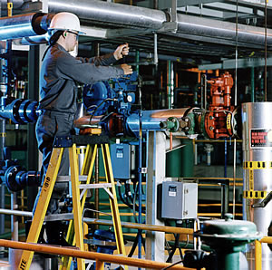 safety is a top priority and concern at ERCO Worldwide