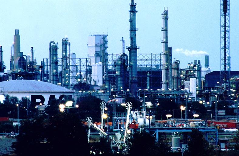 BASF industry