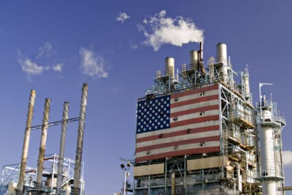 us chemical industry